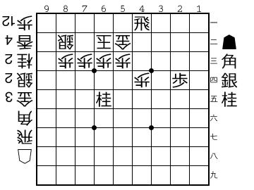 自作詰将棋23の参考図